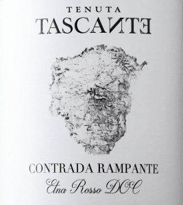 I vini Tascante ed i loro territori