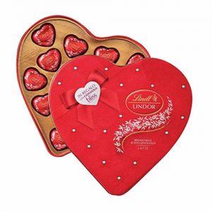 Latta Cuore Cioccolatini Lindt Lindor sorpresa Bliss