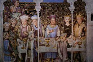 Il Banchetto della Regina Teodolinda