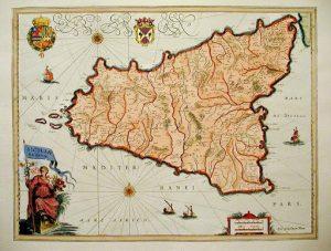 La Sicilia dell'800 e i suoi commerci con il vino