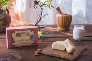Aledi, La Pasta di Mandorle dell'Etna