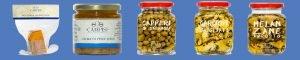 Menù Siciliano Veloce e Gustoso per la Famiglia Aprile 2020. Ingredienti Antipasto
