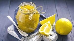 La Genuina e profumata Marmellata di Limoni e Zenzero Biologica Sicilsole