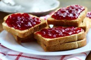 Pane e Marmellata di Arance Rosse Siciliane