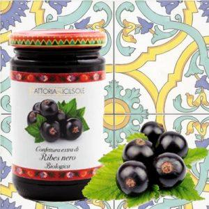 Confettura Extra di Ribes Nero Sicilsole