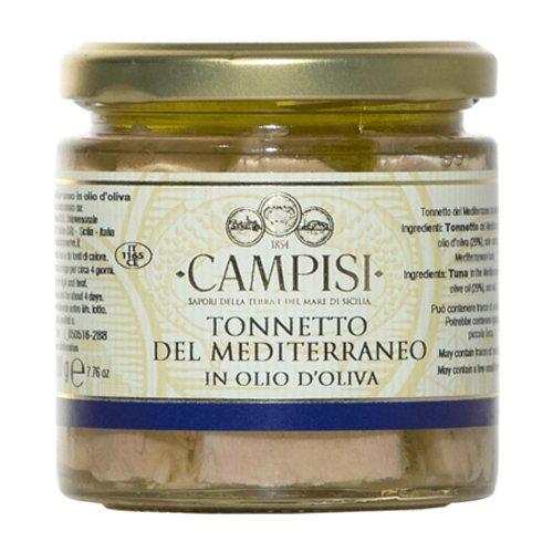 Tonnetto del Mediterraneo Campisi 220g