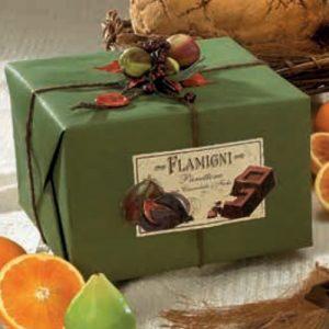 Panettone Cioccolato e Fichi Flamigni
