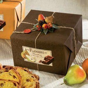 Panettone Cioccolato e Pera Flamigni