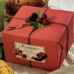 Panettone Cioccolato e Amarena Flamigni