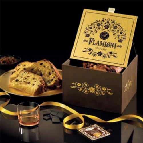 """Il Panettone """"Rhum e cioccolato"""" Flamigni"""