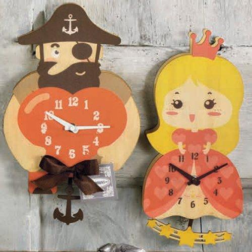 Gli orologi da muro con pendolo Flamigni