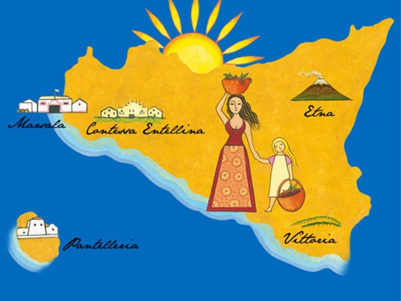 Vini e Distillati di Zibibbo di Pantelleria Donnafugata