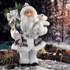 I Babbi Natale pupazzo Flamigni
