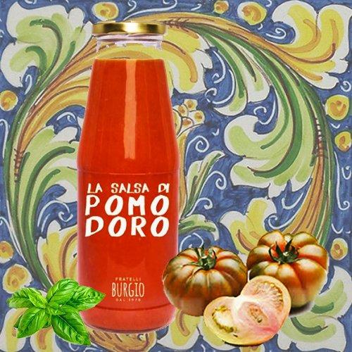 Salsa di Pomodoro Fresco F.lli Burgio Siracusa