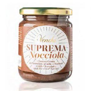 Crema Suprema Nocciola vaso 250g Venchi