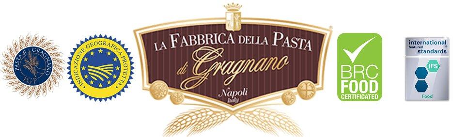 Fabbrica della Pasta di Gragnano: i preziosi certificati di qualità
