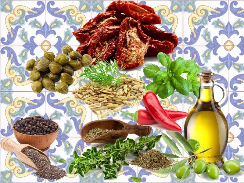 Cappuliato F.lli Burgio Siracusa, attingere alla tradizione culinaria siciliana, gli Ingredienti
