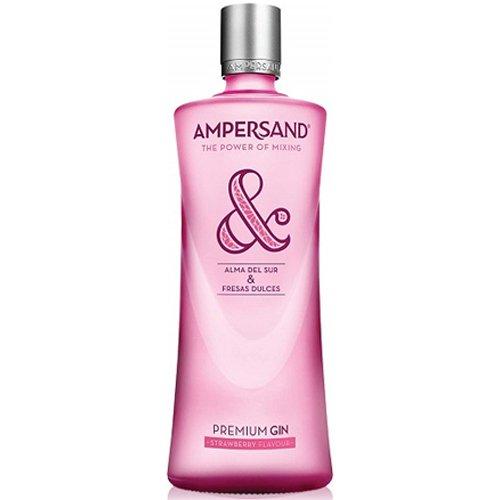 Gin Ampersand Strawberry Flavour Premium
