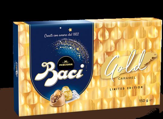 Baci® Perugina® Gold Limited Edition Scatola 150g