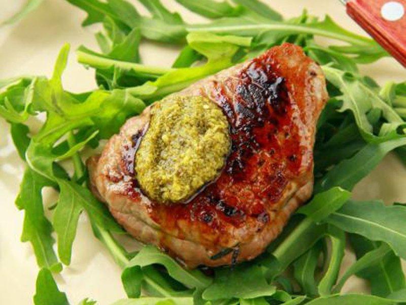 Filetto al Pesto di Pistacchi di Bronte DOP 'A Ricchigia