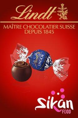 L'ampio assortimento di cioccolato Lindt su Sikanfood