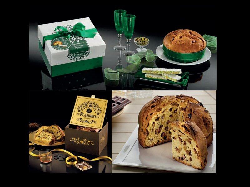 Gli Eleganti e Deliziosi Panettoni Gourmet Flamigni