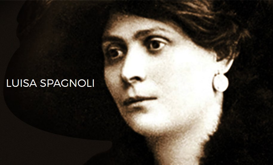 Luisa Spagnoli cofondatrice di Perugina