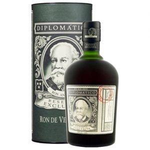 Rum Diplomático Reserva Exclusiva