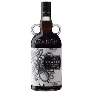 Rum The Kraken Black Spiced