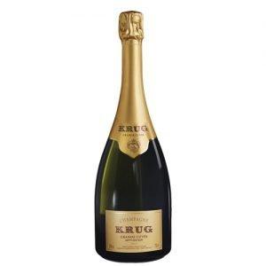 Champagne Krug Grande 168me Cuvèe Brut