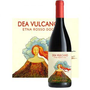 "Etna Rosso DOC ""Dea Vulcano"" 2018 Donnafugata"