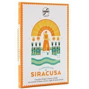 """Cioccolato di Modica """"Siracusa"""" Sabadi'"""