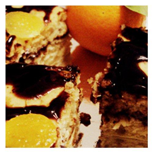 Estratto di Carrube Bio Ciokarrua per Guarnire Dolci e Torte