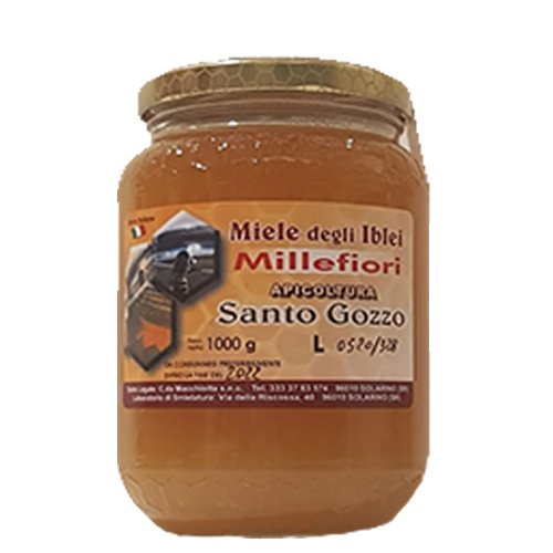 Miele Millefiori Gozzo 1kg