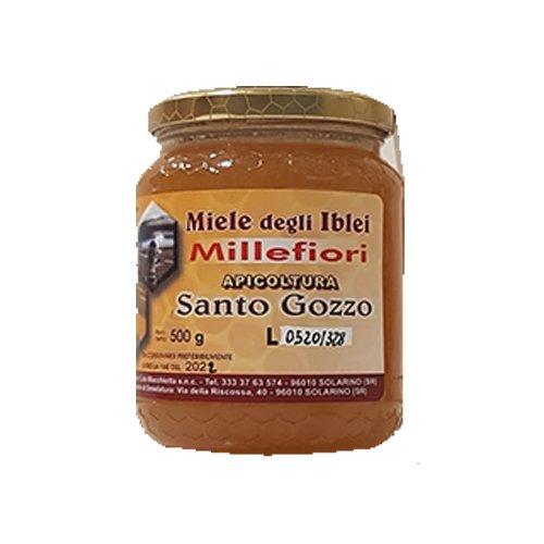 Miele Millefiori dei Monti Iblei Gozzo