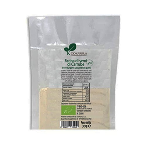 Farina di semi di carrube Ciokarrua 30g