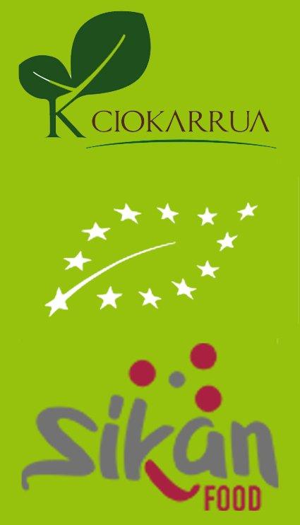 Prodotti Biologici Ciokarrua su Sikanfood