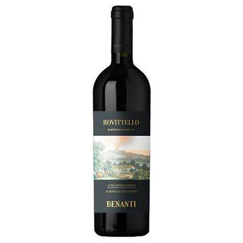 "Etna Rosso DOC ""Rovittello"" Benanti 2015"