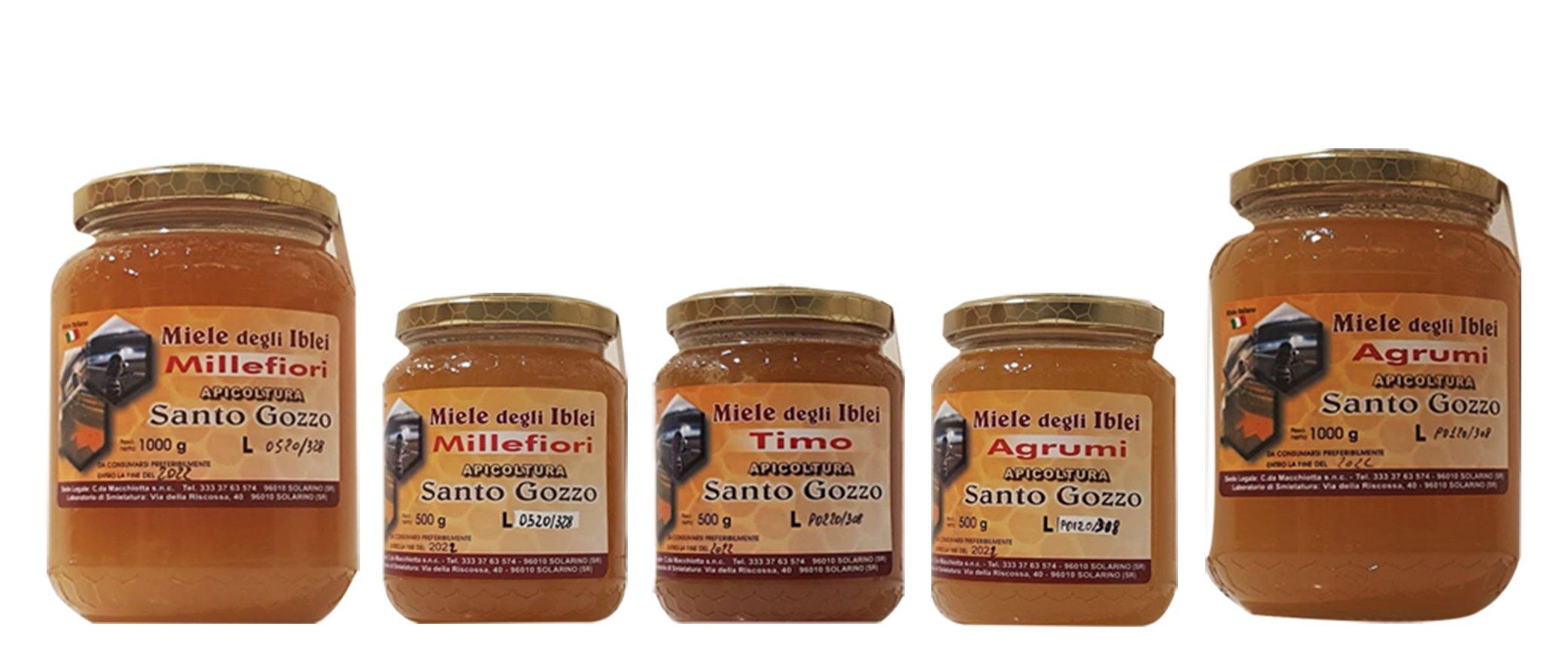 Selezione di Miele Ibleo Siciliano su Sikanfood
