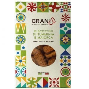 Biscottini Tumminia e Maiorca Tumminello 210g