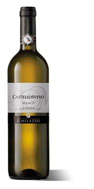 """Sicilia IGP Bio Milazzo """"Castello Svevo"""" Bianco 2016"""