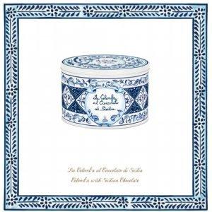 Colomba Cioccolato di Sicilia Fiasconaro 100g Collezione Dolce & Gabbana