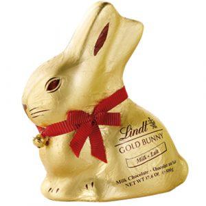 Lindt Gold Bunny Latte 500g