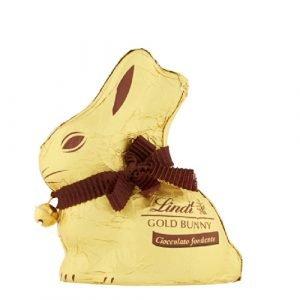 Lindt Gold Bunny Fondente 100g