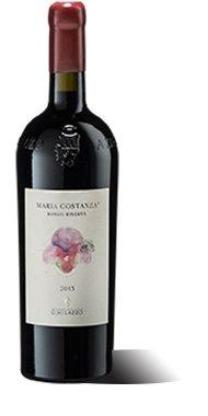 Sicilia DOP Bio Maria Costanza Rosso Riserva 2013 Milazzo