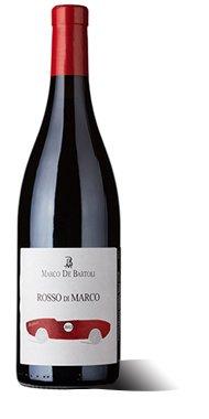 """Terre Siciliane IGP """"Rosso Di Marco"""" 2016 De Bartoli"""
