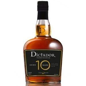 Rum Dictator 10 anni 70cl