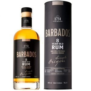 RUM 1731 Fine&Rare Barbados 70cl