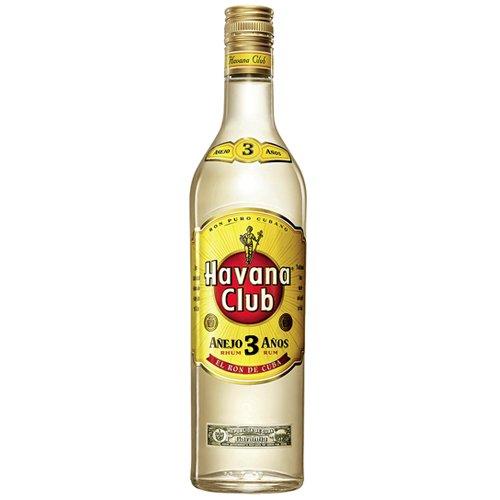 Rum Bianco Havana Club Anejo 3