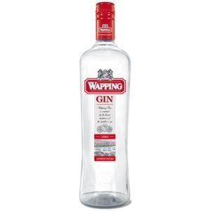London Dry Gin Wapping Stock 1L
